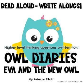 Owl Diaries Eva and the New Owl Read Aloud Write Along
