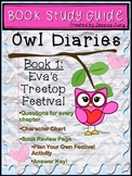 Owl Diaries: Eva's Treetop Festival -- Book Study Guide