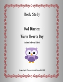 Owl Diaries:  Warm Hearts Day Book Study / Novel Guide Reb