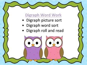 Owl Digraph Sorting