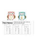 Owl Fact Families (Part-Part_Whole)