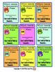Owl Fun Homework Passes Punch Card Freebie