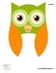Owl Goodie Bag Template