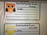 Owl Grams