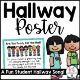 Owl Hallway Poster