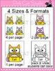 Owl Theme Name Tags & Locker Labels