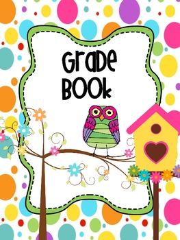 Owl LaLa Teacher Totebook