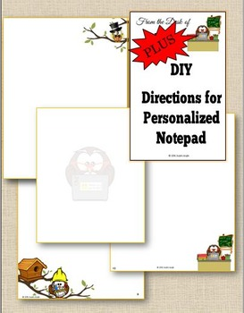 Owl Labels, Decor, and Other Printable Goodies