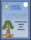 Owl Lapbook