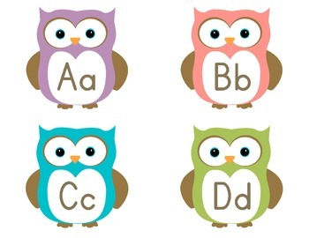 Owl Letters