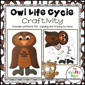 Owl Life Cycle Craftivity