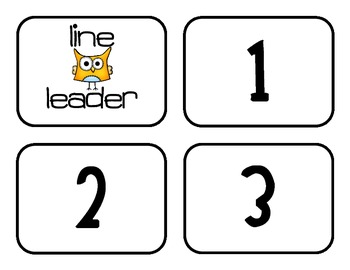 Owl Line Up Numbers