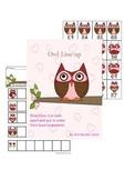 Owl Line-Up