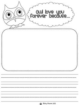 Owl Love You Forever       { FREEBIE }