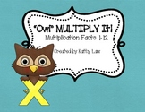"""Owl"" MULTIPLY It!"