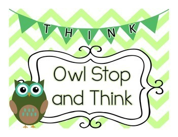 Color Classroom Management System: Owl Make Good Choices