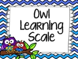 Owl Marzano Learning Scale