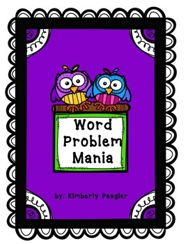 Owl-Mazing Word Problems