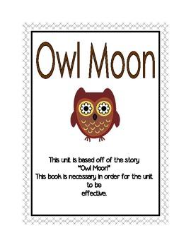 """""""Owl Moon"""""""