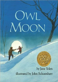 Owl Moon - ELA CCSS Aligned Mentor Text Study