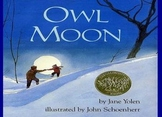 Owl Moon FULL Story SMART Board Presentation