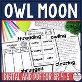 Owl Moon Book Companion