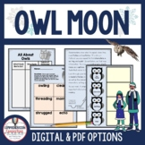 Owl Moon Book Companion