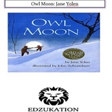 Owl Moon Jane Yolen Common Core Reading Comprehension Unit Study