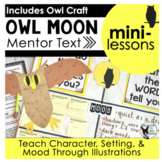 Owl Moon Mini-Lessons