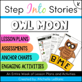Owl Moon Step Into Stories