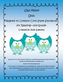 Owl Moon Unit Aligned to CCSS