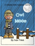 Owl Moon by Jane Yolen-A Complete Book Response Journal