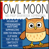 Owl Moon Worksheet Packet