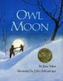 Owl Moon by Jane Yolen Writing Workshop Mini Lesson on Sound Images