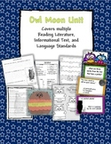 Owl Moon fiction and nonfiction UNIT