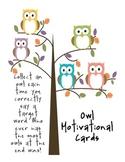 Owl Motivational Sound Games