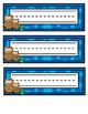 Owl Name Tags - Printable Name Tags