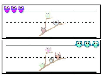 Owl Nameplates