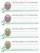 Owl Nametags Preschool