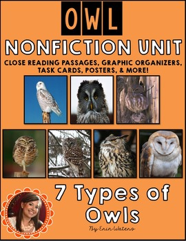 #basketbargains Owl Nonfiction Unit: Close Reading Passage