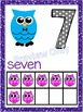 Owl Number Posters with Tens Frames 0-20