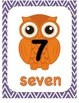 Owl Number Puzzles and Number Posters 1 to 10