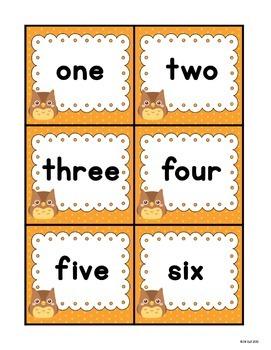 Numbers 1-10 Free