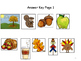 Owl, Owl, What Do You See?  Fall Vocabulary- Interactive Books in Color and B/W