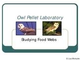 Owl Pellet Ecology Ecosystems Lab PowerPoint Presentation Lesson Plan
