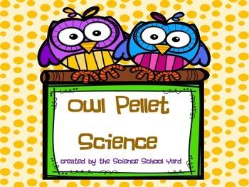 Owl Pellet Science