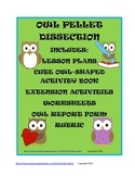 Owl Pellet Lesson Plans and Activities