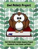 Owl Pellets Inquiry Project