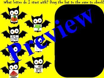 Owl-Pha-Bats for ActivBoard