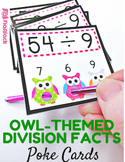 Owl Poke Division Facts 1-12
